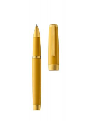 Roller pen SLOOP amber/gold