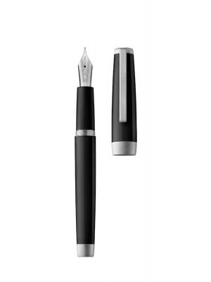 Fountain pen SLOOP black/palladium